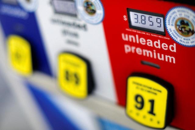 بنزین آمریکا