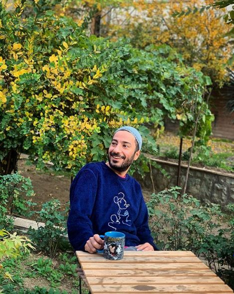 قرنطینه نوید محمدزاده پس از ابتلا به کرونا