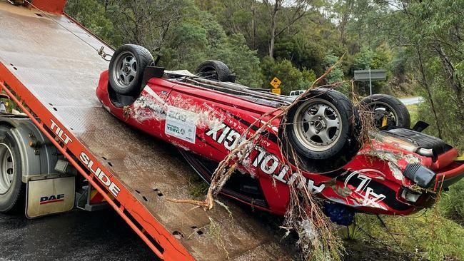 خسارت وارد به خودرو در مسابقات با بیمه بدنه جبران نمیشود