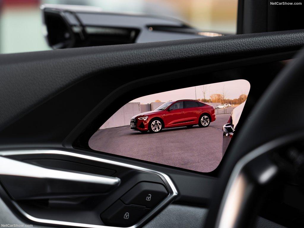 آئودی ای ترون اسپرت بک مدل 2021