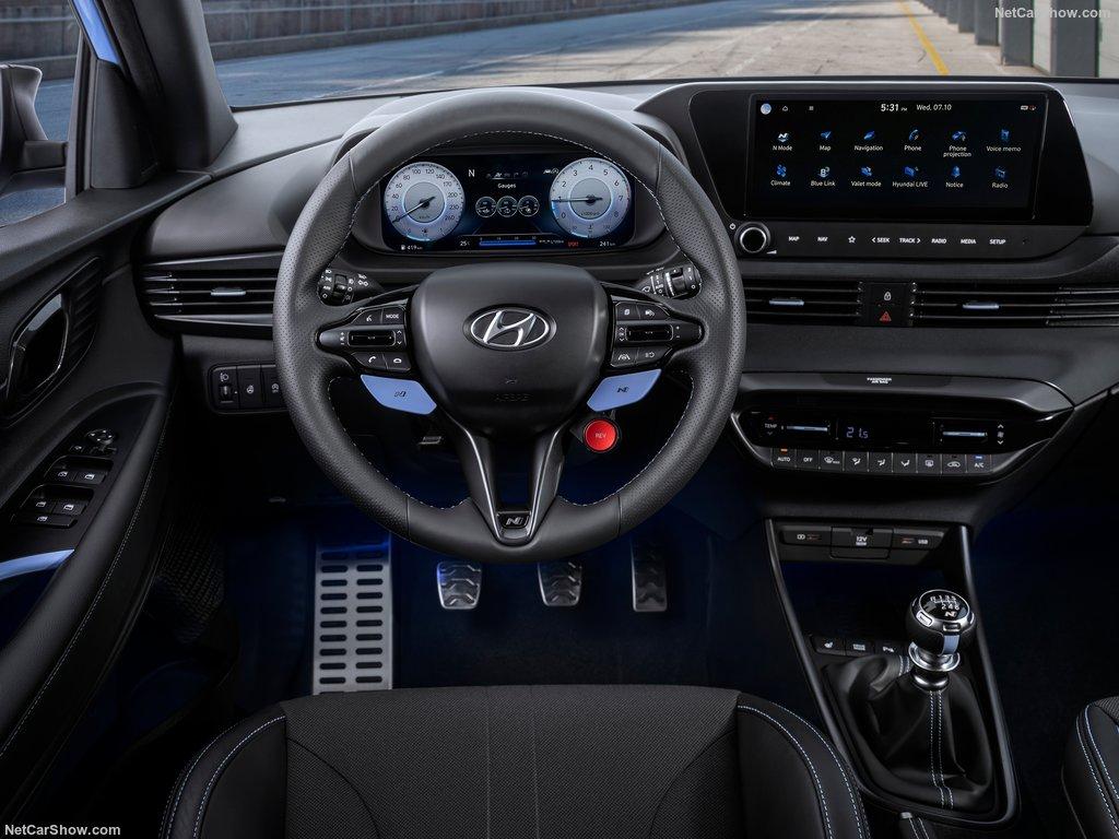 هیوندای i20 N مدل 2021