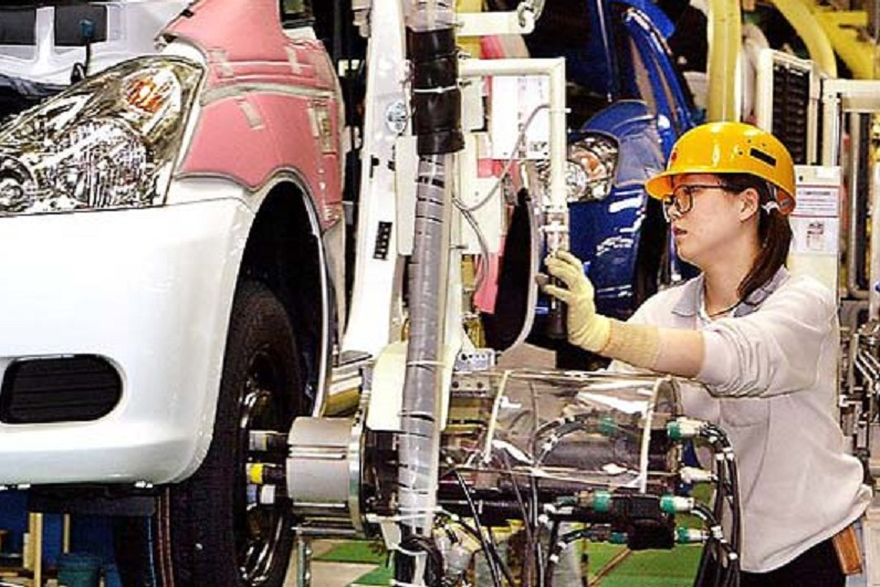 صنعت خودرو ژاپن