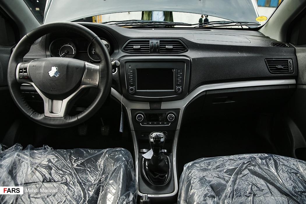 خودرو سایپا شاهین