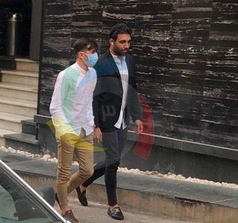 مذاکره فرشاد احمدزاده با استقلال