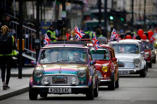 بازار خودرو انگلیس
