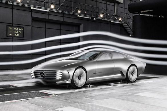 همه چیز درباره آیرودینامیک خودرو