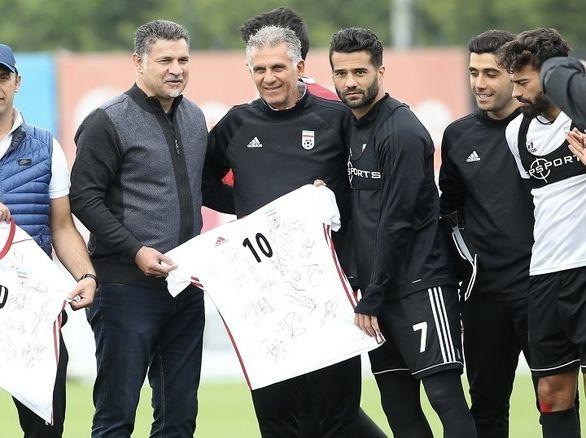 مذاکرات تازه کی روش و فدراسیون فوتبال
