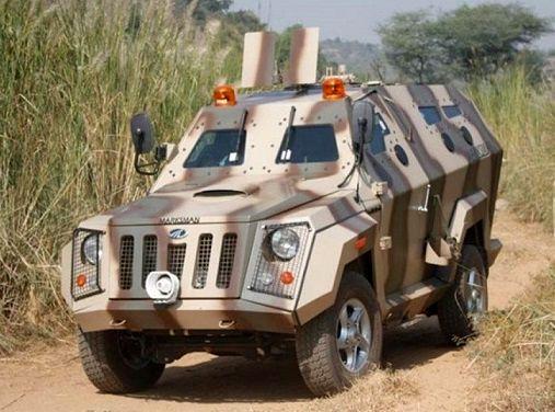 با خودروهای ارتش هند آشنا شوید