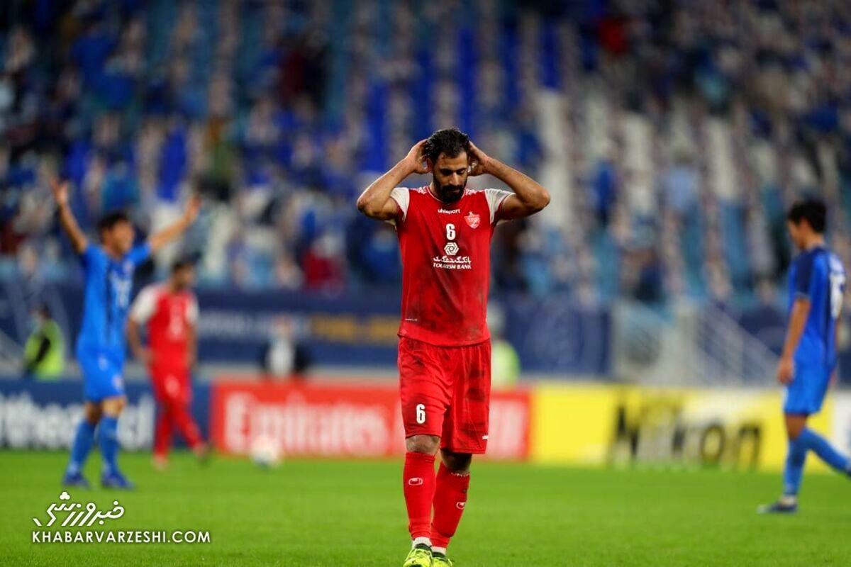 محمدحسین کنعانیزادگان (پرسپولیس - اولسان هیوندای؛ فینال لیگ قهرمانان آسیا 2020)
