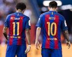 لیونل مسی در تیم جدید پیراهن شماره دوران جوانی اش را می پوشد