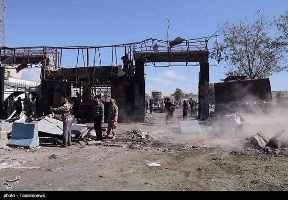 جدیدترین جزئیات از حادثه تروریستی انتحاری در چابهار