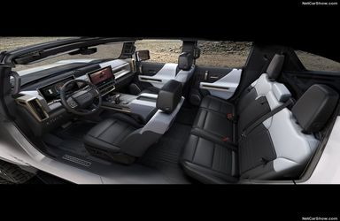 جی ام سی هامر HEV مدل 2022