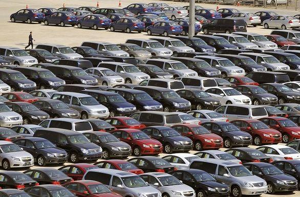 بازار جهانی خودرو هم کساد است