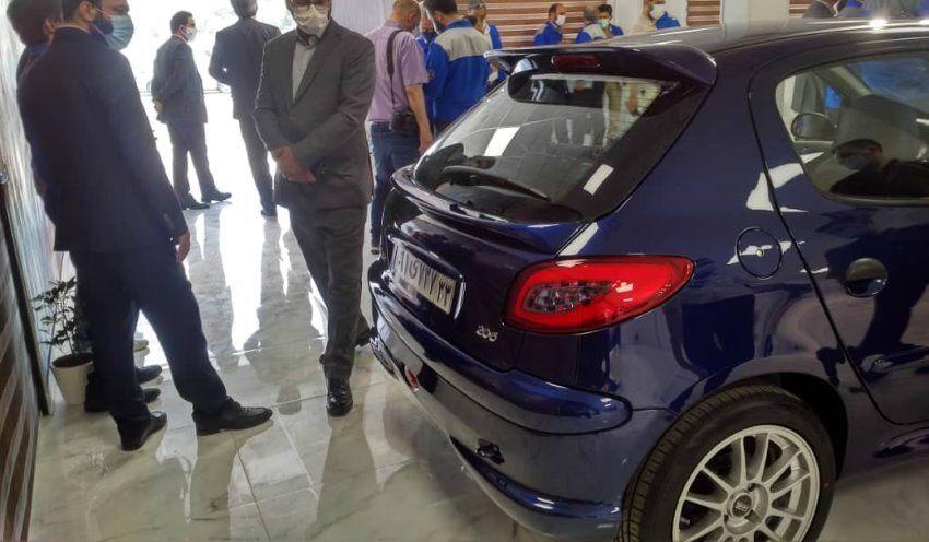 تیونینگ رسمی ایران خودرو برای تارا و دنا+ تصاویر
