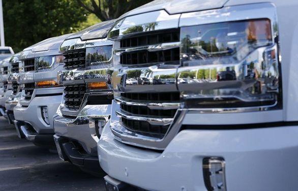 درآمد 4 میلیارد دلاری جنرال موتورز به لطف فروش شاسی بلندها