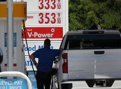 افزایش بی سابقه قیمت بنزین در انگلیس