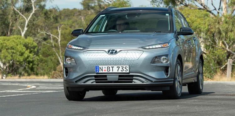 Hyundai Kona Electric / هیوندای کنا برقی