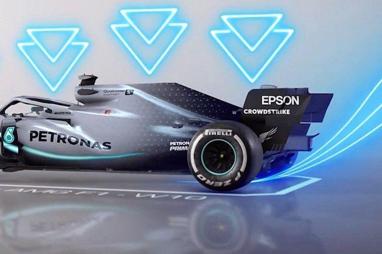 formula1 diffuser