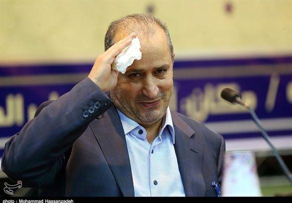 فوری : رئیس فدراسیون فوتبال استعفا کرد