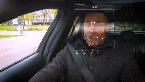 فناوری تشخیص روحیات راننده در خودروهای جگوار (فیلم)
