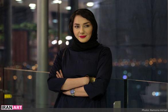 عکس جدید هانیه توسلی که زیادی نچورال است! + عکس