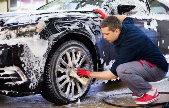 3 مرحله ساده برای شستن ماشین