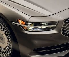 جدیدترین مدل خودرو جنسیس را ببینید