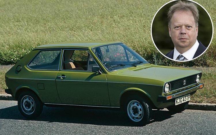 Andy Palmer - VW Polo Mk1