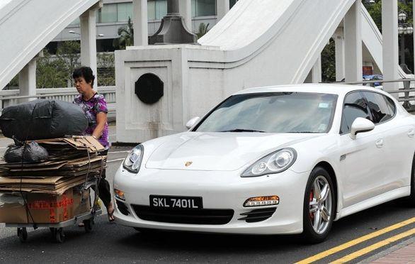 چرا قیمت خودرو سنگاپور گران است؟