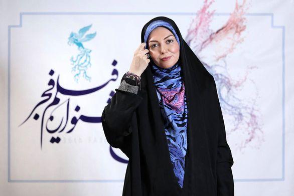 اولین عکس بدون چادر آزاده نامداری در ایران + عکس