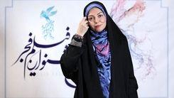 آزاده نامداری مهمان جشن تولد خانم بازیگر مشهور + عکس