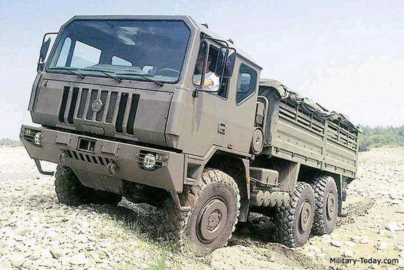 خاص ترین کامیون های نظامی در دنیا (تصاویر)