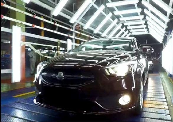آغاز تولید آزمایشی خودرو سایپا شاهین / تولید آزمایشی به چه معنا است؟