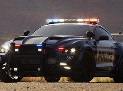 معروف ترین خودروهای پلیس در آمریکا (تصاویر)
