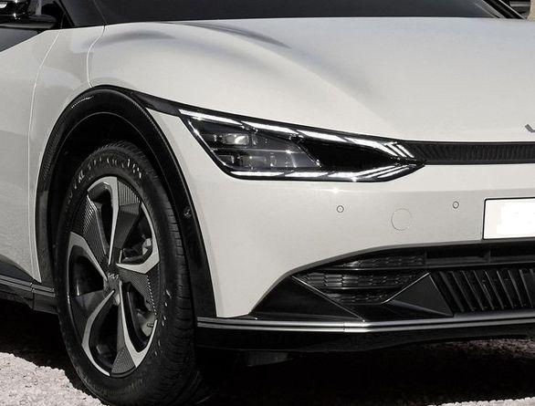 ورود جدی کیا به دنیای خودروهای الکتریکی با مدل EV6 + عکس