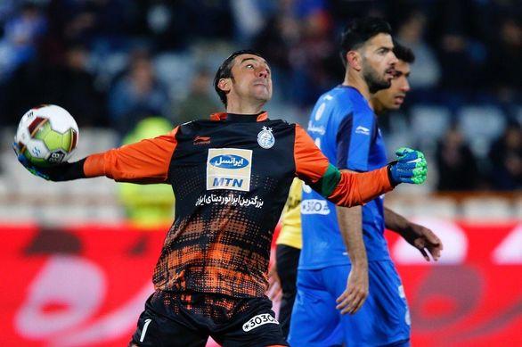 قول مهدی رحمتی به یک باشگاه لیگ برتری به بیرون درز کرد