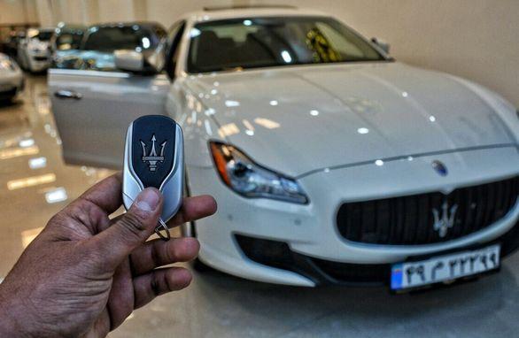 گران ترین خودروهای موجود در بازار ایران (تصاویر)