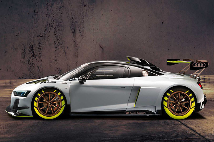 2020 Audi R8 LMS GT2 / آئودی