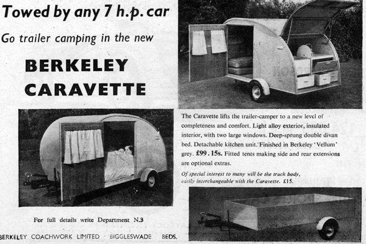 Berkeley Caravette