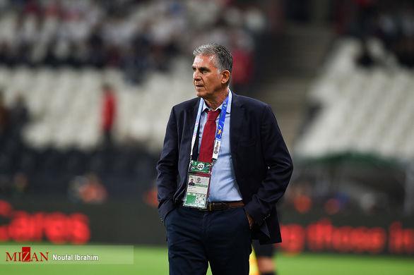 جدیدترین خبر از مقصد بعدی و زمان جدایی کارلوس کی روش از تیم ملی ایران