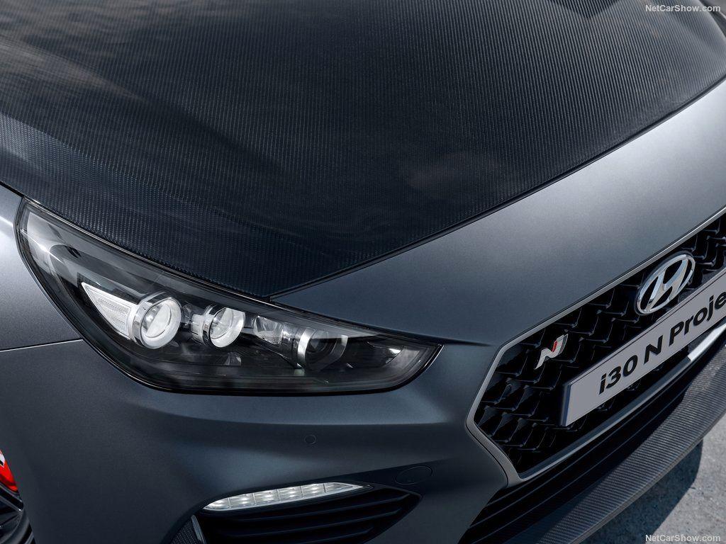 نسخه ویژه خودرو هیوندای i30 را ببینید