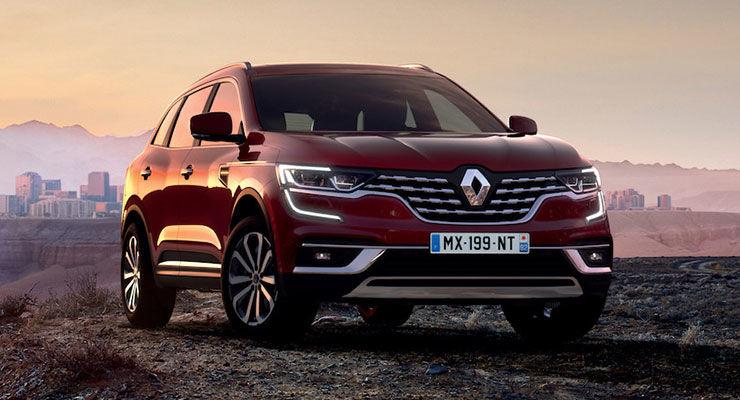 معرفی رنوکولئوس (Renault Koleos)