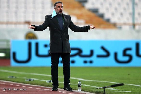 واکنش های هواداران استقلال به تصمیمات فکری: هشتگ اخراج آقای سرمربی!