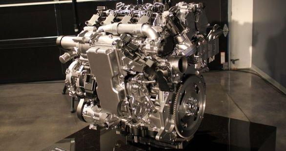 موتور جدید مزدا قوی تر از همیشه