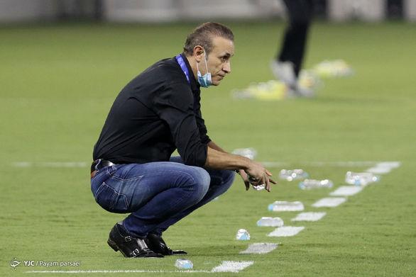 انتقاد شدید گل محمدی از ورزشگاه نساجی