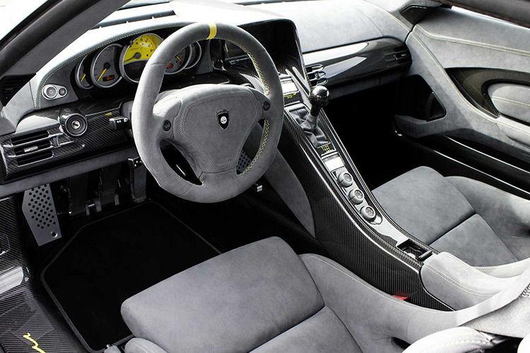 پورشه کررا GT گمبالا / Gemballa Porsche Carrera GT