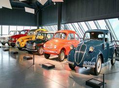 نگاهی به موزه خودروهای عصر اتحاد جماهیر شوروی