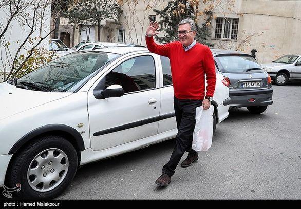 سومین دیدار برانکو با سفیر ایران ؛ موضوع ملاقات ها مشخص شد (عکس)