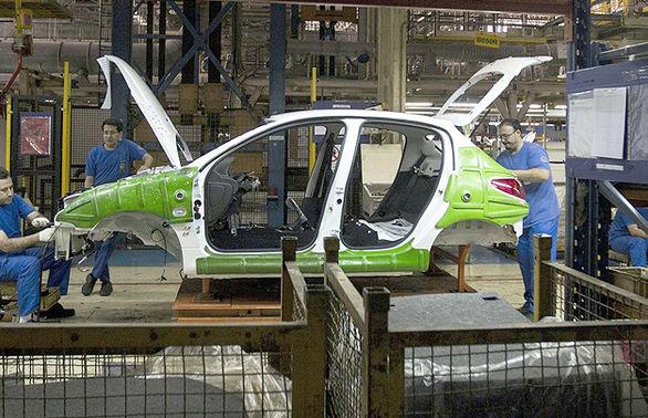معادله عجیب افزایش تولید و افزایش ضرر خودروسازان