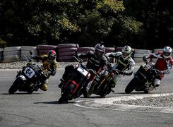 نتایج راند اول مسابقات موتور ریس قهرمانی کشور